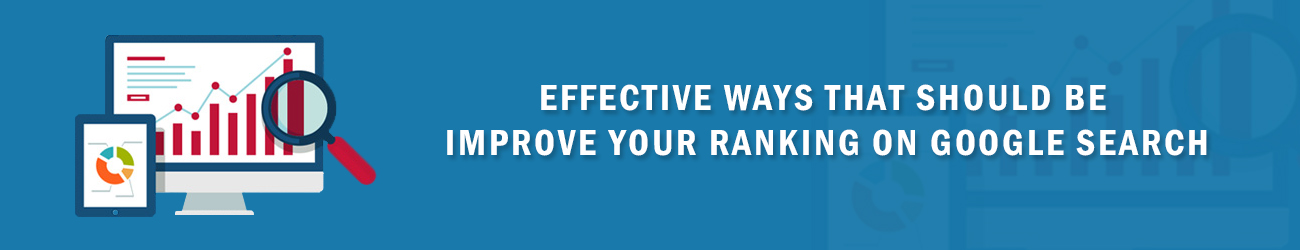 google ranking effective ways