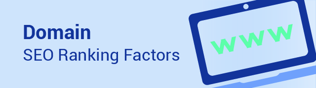 Domain-SEO-ranking-factors