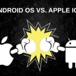 Android OS Vs. Apple iOS by iqlance
