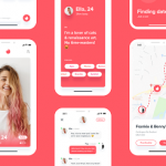 How to create a dating app like a Tinder?
