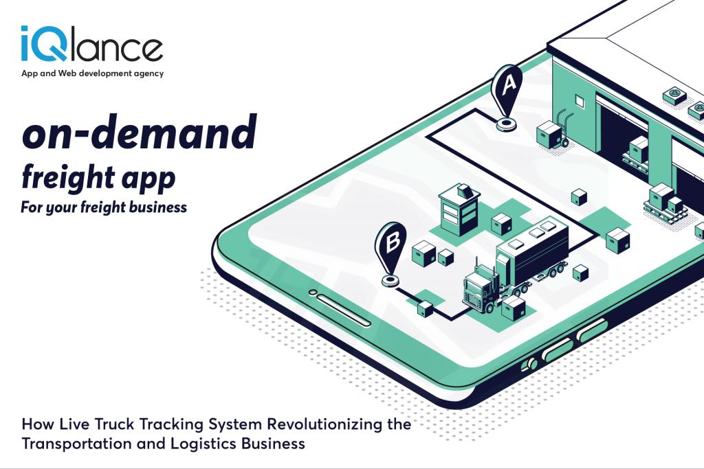 On Demand Freight App