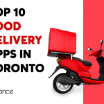 Top 10 food delivery apps in Toronto