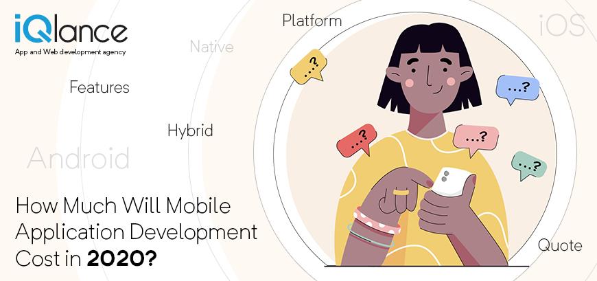 Mobile Application Development Cost