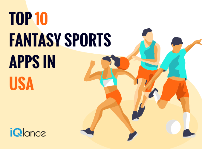 TOP 10 Fantasy Sports Apps in USA