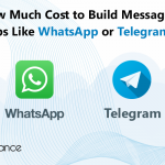 Cost to develop a messaging app like WhatsApp