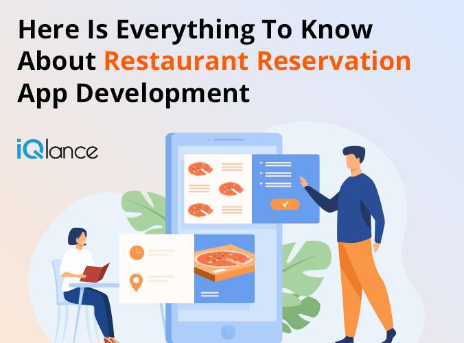 Restaurant Reservation App Development