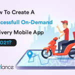 On-Demand Delivery Mobile App