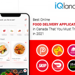 Best Online Food Delivery Applications in Canada That You Must Try in 2021